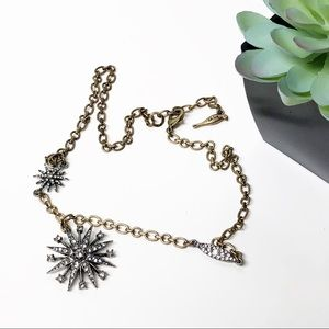 Chloe + Isabel Starburst Pendant Necklace